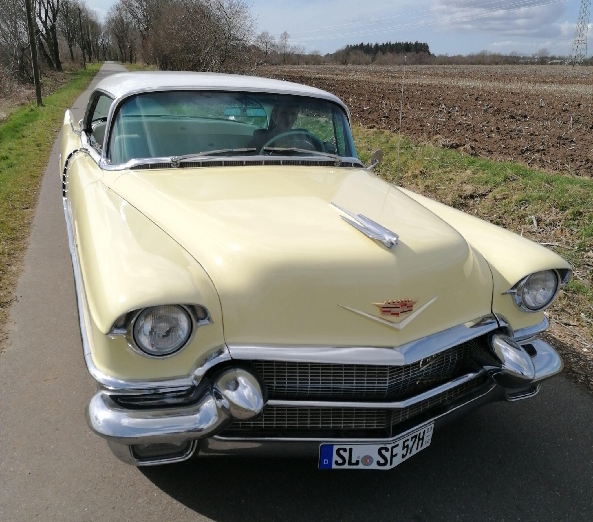 1956er Cadillac Deville