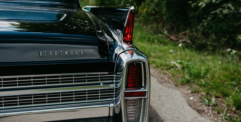 Cadillac Fleetwood Heckflosse
