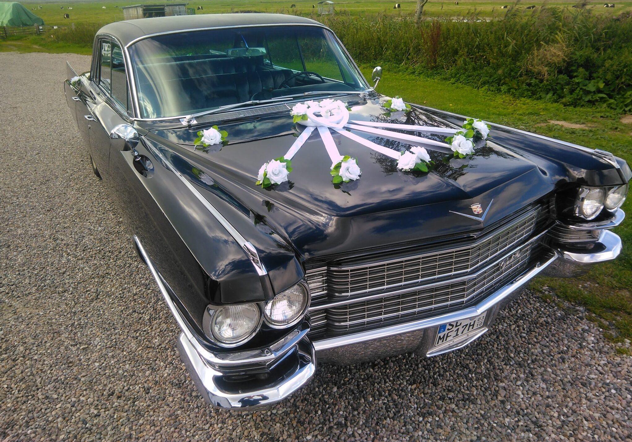 1963er Cadillac Fleetwood